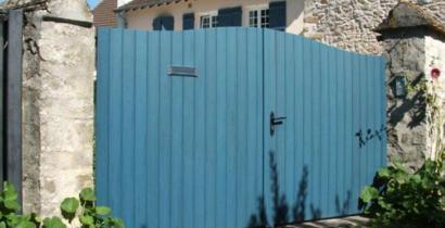 portails-clôtures-bl4-riviera-blue-france